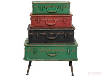 Комоды Комод Suitcase Iron 4 ящика за 42 500 руб