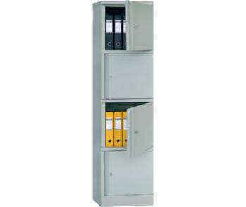 Сейфы и металлические шкафы Шкаф металлический АМ 1845/4 за 7 160 руб