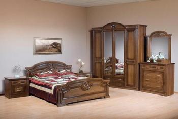 Спальни Мебель для спальни Клеопатра за 1 760 руб