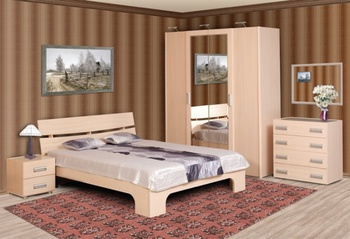Спальни Ангара-12 за 21 252 руб