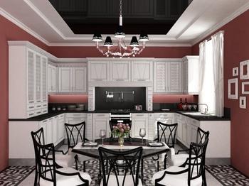 Кухонные гарнитуры Анжу за 21 600 руб