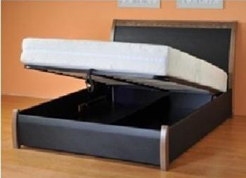Кровати Кровать Монако (с подъёмным механизмом и ортопедическим основанием) за 35 264 руб
