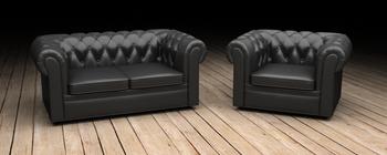 Мягкая офисная мебель Мягкая мебель  Честер за 33 500 руб