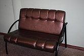 """Офисная мебель Диван """"Н"""" за 3700.0 руб"""