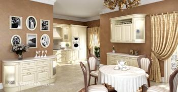 Кухонные гарнитуры Джованни ваниль за 120 000 руб