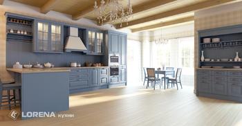 Кухонные гарнитуры Элегант за 103 000 руб
