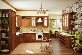 Кухонные гарнитуры Фландрия за 15 300 руб