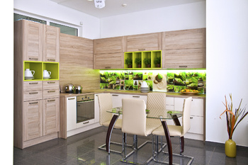 Кухонные гарнитуры Фрейм за 100 000 руб