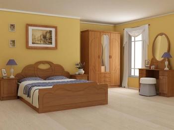 Спальни Спальня Гармония за 28 000 руб