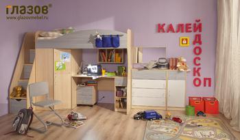 Корпусная мебель Деская (молодежная) комната за 882 руб