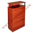 Мебель для прихожей Тумба для обуви № 5 за 1800.0 руб