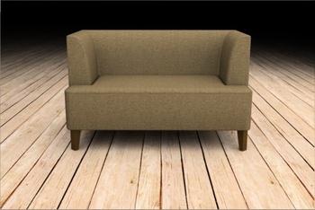 Мягкая офисная мебель Диван Кантри за 16 600 руб