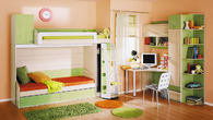 Корпусная мебель Детская модульная система КИВИ за 2760.0 руб