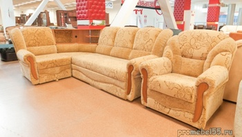 """Комплекты мягкой мебели Комплект мягкой мебели """"Евроугол"""" за 27 500 руб"""