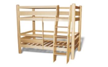 Детские кровати Кровать двухъярусная за 43 750 руб