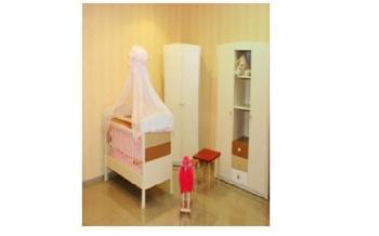 Детские кровати Кроватка трансформируемая за 18 748 руб