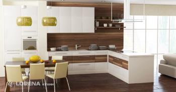Кухонные гарнитуры Лайн за 100 000 руб
