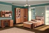 Корпусная мебель Детская модульная система ЛЕОН за 10140.0 руб