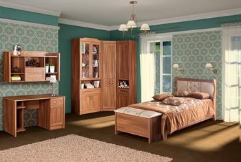 Корпусная мебель Детская модульная система ЛЕОН за 10 140 руб