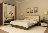 Спальни Спальня ЛУНА за 8400.0 руб