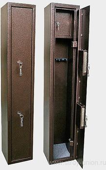 Сейфы и металлические шкафы Сейф оружейный ОШ-1 за 5 550 руб