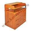 Корпусная мебель Комод № 7/3 за 3350.0 руб