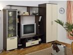 Корпусная мебель Стенка-горка ОЛИМП-М20 за 14380.0 руб