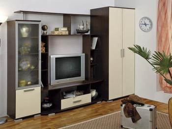 Гостиные Стенка-горка ОЛИМП-М20 за 14 380 руб