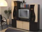 Корпусная мебель Стенка-горка ОЛИМП-М21 за 14810.0 руб