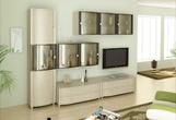 Корпусная мебель Гостиная модульная ОЛИВИЯ за 2060.0 руб