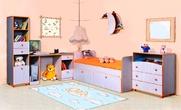 Корпусная мебель Детская РАДУГА за 5690.0 руб