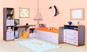 Корпусная мебель Детская РАДУГА за 5 690 руб