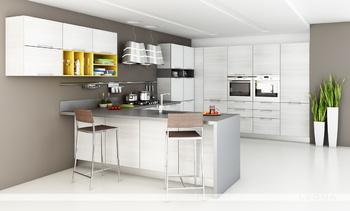 Кухонные гарнитуры Серый дуб за 35 900 руб