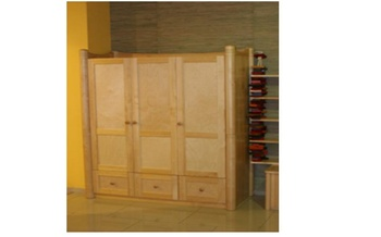 Корпусная мебель Шкаф 3-х дверный за 59 933 руб