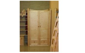 Корпусная мебель Шкаф 2-х секционный за 32 487 руб