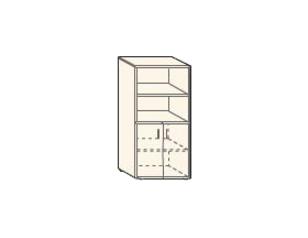Кабинет/Библиотека Шкаф низкий за 3 650 руб