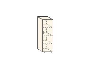 Кабинет/Библиотека Шкаф узкий низкий закрытый за 2 770 руб