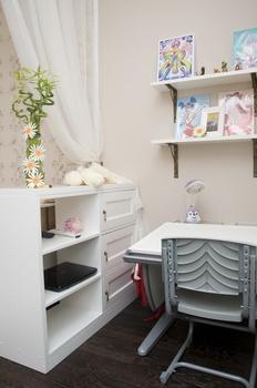 Комплект мебели Стеллаж разграничитель за 24 186 руб