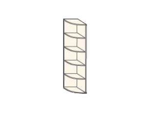 Кабинет/Библиотека Стеллаж угловой за 2 110 руб