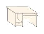 Корпусная мебель Стол компьютерный 1200 L за 3280.0 руб