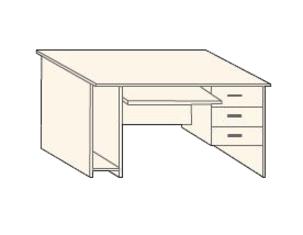 Кабинет/Библиотека Стол компьютерный 1304 L за 4 170 руб