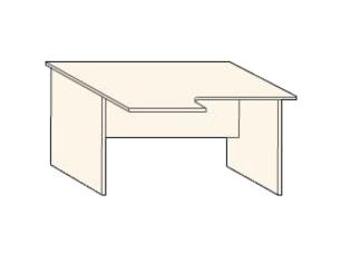 Кабинет/Библиотека Стол криволинейный L за 2 900 руб