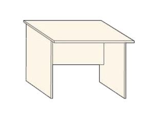 Кабинет/Библиотека Стол письменный за 2 300 руб