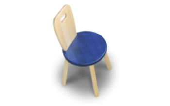 Детские стулья и кресла Стульчик за 1 275 руб