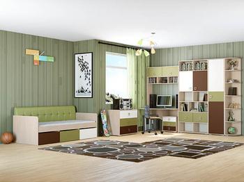 Корпусная мебель Детская ТЕТРИС за 2 700 руб