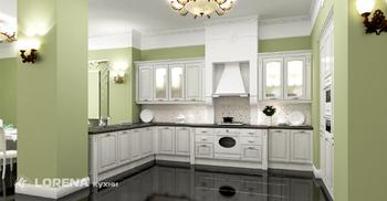Кухонные гарнитуры Тиффани за 150 000 руб