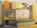 Корпусная мебель Детская ТОНИ за 5690.0 руб