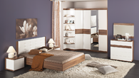 Мебель для спальни Модульный спальный гарнитур РИО за 16020.0 руб
