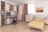 Детская (подростковая) мебель ВАЛЕРИЯ за 9550.0 руб