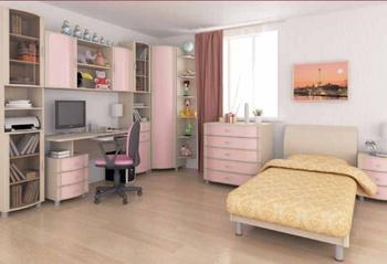 Корпусная мебель Детская (подростковая) мебель ВАЛЕРИЯ за 8 595 руб